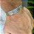 Bracelete Masculino Metal Silver Rock - 4MEN (Ajustável) - Imagem 1