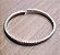 Bracelete Masculino Prata Bali Envelhecida - 4MEN - Imagem 1