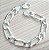 Pulseira de Prata Masculina Grossa - 4MEN - Imagem 1