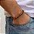 Pulseira Masculina Wood Style - 4MEN - Imagem 1