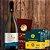 Combo = 1 Vinho fino branco Charonnay + 1 Barra Chocolate Belga ao Leite + 20 Cápsulas de Blend Café Organico - Imagem 1