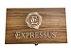 Kit Presente Caixa de Madeira Baú Personalizada - Imagem 2