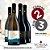 Compre 2 Garrafas de Vinhos Sécullum Pinot Noir - Latitude 28° e Leve + 1 Grátis - Imagem 1