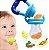Kit alimentação para bebês de 6 a 24 meses - Imagem 2