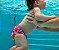 Fralda natação de pano praia e piscina - Imagem 3