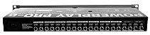 Amplificador Para Fones Behringer Power Play de 8 Canais PRO -8 HA 8000 - Imagem 2