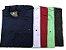 Kit Com 5 Camisetas Básica Manga Curta Tommy - Imagem 1