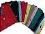 Kit Com 5 Camisa Polo Manga Curta Diversas Marcas - Imagem 1