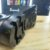 Bota de Segurança PVC Preta com Forro 38 Wurth - Imagem 4