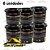 Composto Super Polidor Extra Forte 1kg New Polish 6 Unidades - Imagem 1