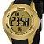 Relógio Feminino Preto e Dourado Digital X-Games Original - Imagem 3