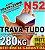 Imã De Neodímio Bloco 50x50x25mm Super Forte Trava Tudo N52 Ima *04 Unidades* - Imagem 5