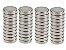 Imã de Neodímio Disco 10mm x 3mm *20 Peças* - Imagem 7