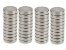 Imã de Neodímio Disco 10mm x 3mm *100 Peças* - Imagem 6