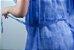 Avental descartável sem manga azul 35G TNT - Ortocentro - Imagem 3