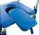 Cadeira para higiene D60 - Dellamed - Imagem 5