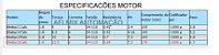 Servo Motor de passo nema 34 com 12 nm com driver digital - Imagem 5