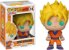 FUNKO POP - DRAGON BALL - SUPER SAIYAN GOKU - Imagem 1