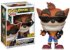 Funko Pop - Games - Crash Bandicoot (Exclusivo Hot Topic) - Imagem 1