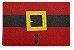 Capacho: Papai Noel - 60x40cm - Imagem 1