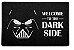 Capacho: Darth Vader - 60x40cm - Imagem 1