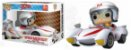 Funko Pop Speed Racer: Speed Racer Com Mach 5 Ride 75 - Imagem 2