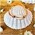 Pulseira Búzios laranja - Imagem 1