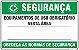 PLACAR USO DE EPI´S - CIPA - Imagem 2