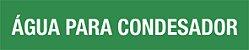 Marcador de tubulação - MCT-011 Indicador de Fluxo - Pacote com 05 unidades. - Imagem 1
