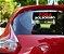 Adesivo de carro Fora Bolsonaro - Imagem 2