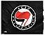 Bandeira Antifascismo (95cm x 70cm) - Imagem 1