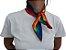 Lenço arco-íris LGBT  - Imagem 3