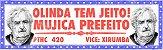 Camisa Básica Mujica + Adesivo  - Imagem 2