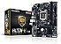 placa mae  GigaByte  GA-H110M-H DDR4 (rev. 1.0) - BOX - Imagem 1