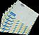 Envelopes Aerio Pct com 12 unidades. SEM EMBALAGEM JORIAN - Imagem 1