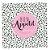 Guardanapo Papel Decorado Estampado Bon Appetit Luxo Pacote com 20 unidades Rosa Paper Design - Imagem 1
