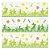 Guardanapo de Papel Decorado Estampado Coelhinho da Páscoa Luxo Pacote com 20 unidades Bunny Meadow - Imagem 1