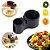 Cortador Legumes em Espiral Fatiador com Afiador de Facas Macarrão de Abobrinha Cozinha Saudável - Imagem 1