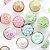 Kit Bico de Confeitar 12 Peças Aço Inox Decoração Bolo Cupcake Doces Biscoito Confeitaria - Imagem 4