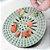 Protetor Ralo Pia Cozinha Banheiro Silicone 13,5cm Multiuso Higienie Cinza Top Clean - Imagem 2
