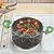 Cesta Multiuso com Alça para Cozinha em Aço - Imagem 3