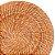 Sousplat Redondo em Rattan e Bambu 32cm Rústico Artesanal - Imagem 3