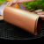 Conjunto 2 Mantas Grill em Teflon Antiaderente Para Assar Carnes Legumes na Churrasqueira Sem Gordura Reduz Fumaça - Imagem 3