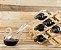 Suporte Rack Adega Retrátil 8 Garrafas Vinho em Bambu Compacto - Imagem 2