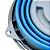 Balde Dobrável Clean 10 Litros Plástico Retrátil Azul Desmontável Organização Ocupa Pouco Espaço - Imagem 3