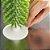 Limpa Copos e Taças Escova De Pia Verde Fixação Ventosa Silicone Indispensavel Cozinha - Imagem 3