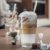 Conjunto 2 Copo 410ml Com 2 Colher Vidro Latte Macchiato Leonardo  - Imagem 3