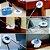 Balde Spin Mop 12 Litros Esfregão Giratório Rotação 360º Limpeza Rápida e Fácil - Imagem 3