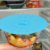 Tampa de Sucção em Silicone Universal Reutilizável Lavável Vedação à Vácuo 27cm Cozinha Mundiart - Imagem 3