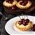 Forma de Silicone Antiaderente Para 06 Tortinhas Tartelete Carol Fiorentino Vermelha Confeitaria  - Imagem 2